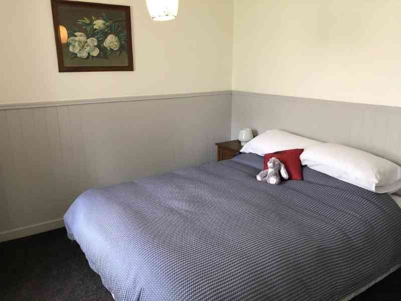 Bedroom in Granny Stringer's Cottage
